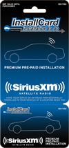 Satellite Radio Premium Installation