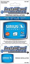 Sirius Backseat TV