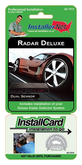 Radar Deluxe