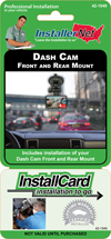 Dash Cam Front and Rear Mount
