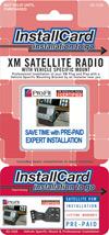 Pro.Fit XM Satellite Radio with VSM