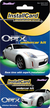 StreetGlow Optx Undercar Kit