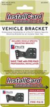 Nextel Vehicle Bracket