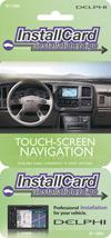 Delphi Touch Screen Navigation